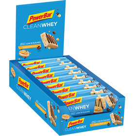 PowerBar Clean Whey Bar Box 18x45g, Cookies & Cream